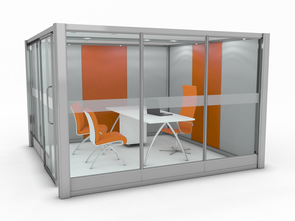 office meeting pods. Acoustic Pods From The Designer Office Meeting