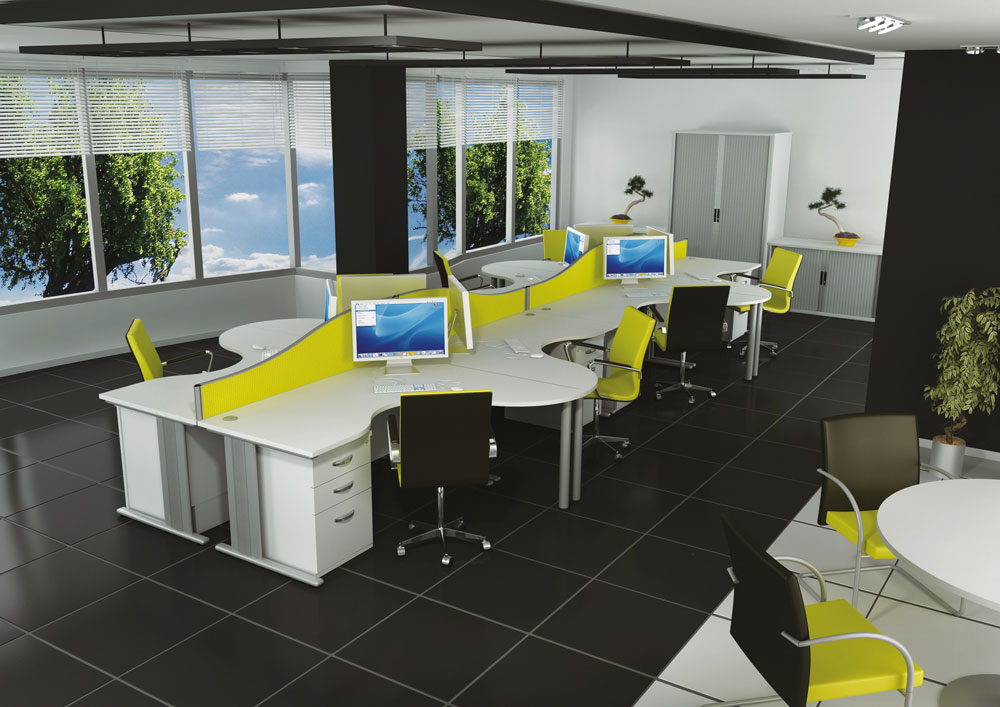 Contemporary Office furniture UK